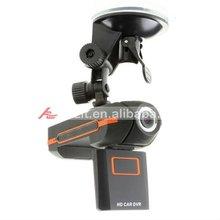 2012 New Arrival HD GPS Dual Camera Wide Angel Car Camera Video Recorder DVR With G-Sensor