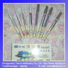 Paint pen fabric paint pens refillable paint pen garment marker