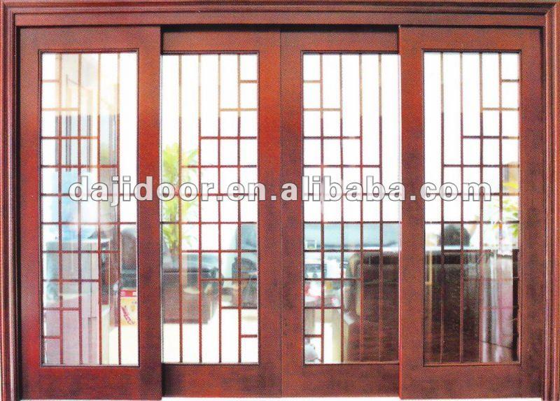 puertas para terrazas en madera de madera de vidrio templado puerta terraza djs diseopuerta