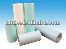 Colored Silicone glassine release paper