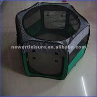 dog hexagon tent/foldable tent