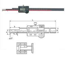 PT41 Hook Type Digital Calipers ,Internal groove digital caliper