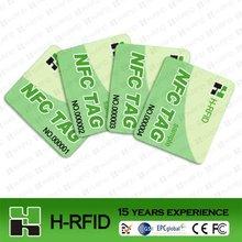 NFC RFID sticker 13.56Mhz