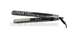 GL609 Professional zebra hair straightener