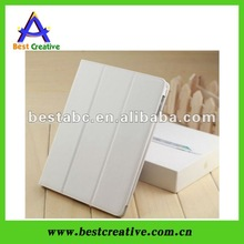 leather case for ipad white for ipod touch case