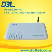 DBL Intercom VOIP Router,Cross-network Gateway ROIP-302