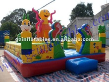 (Qi Ling) ocean inflatable funland