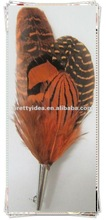 PEACOCK FEATHER PINS
