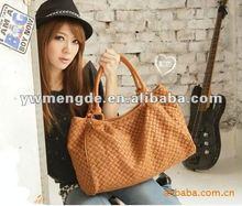 2012 fashion lady's leisure PU handbag various colors