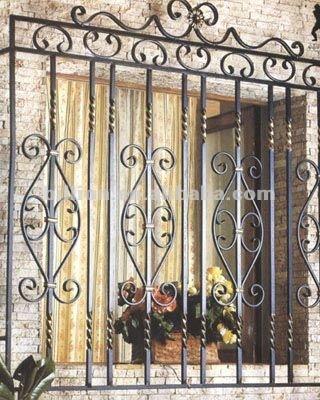 ... de china productor de hierro forjado ventana ventanas barandillas de
