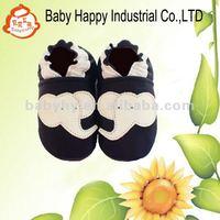 Elephant Genuine Leather Infant Boys Shoes