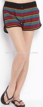 2012 fashion beach girl hot short pants