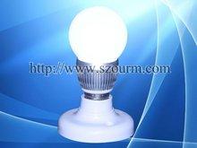 E27 3*2W LED bulb