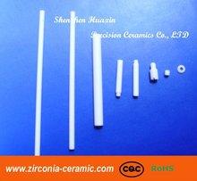 High precision structure ZTA Zro2 ceramic shaft/rod/piston
