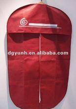 2012 Newest designDustproof Foldable breathable wedding dress bag