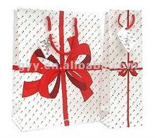2012 GYY Euro totes red ribbon paper bag