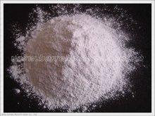 Natural de color blanco puro polvo de mármol