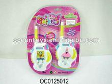 2012 hot sell plastic walkie talkie toys--OC0125012