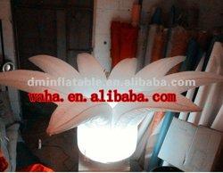 led light inflatable flower / flower party decor