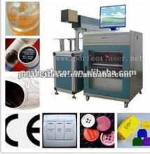 plastic/glass/wood/fabric Non-Metal CO2 Laser Marking Machine/Laser Marker