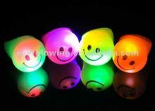 TPR LED flashing ring LED flashing finger light for Party cheap led flashing finger light dropship