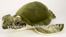 Hot sale sea turtle green plush toy