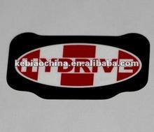 logol adhesive sticker label