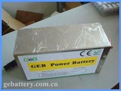 High Capacity GEB 12V 30Ah LiFePO4 Battery Pack
