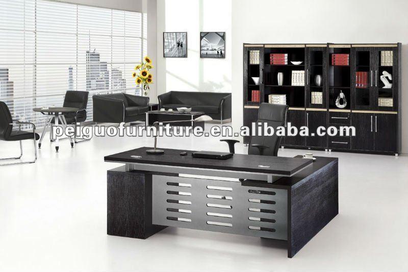 2012 pg 11b 18a nueva moderna muebles de oficina ejecutiva for Oficina western union alicante