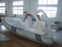 hypalon rigid inflatable boat 560CE