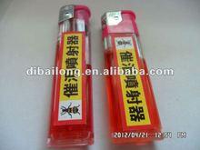 Gas spray Lighter spray chili peppers Girls self-defense