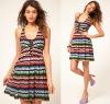 2012 new design ladies fashion dress, ladies casual dresses pictures
