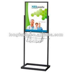 Metal Detachable Frame Sign Stand