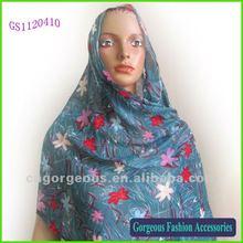 Viscose pashmina scarf