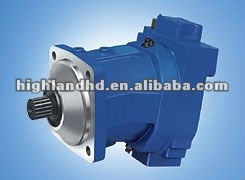 Rexroth hydraulic piston pump a7vo107 for wheels and trucks