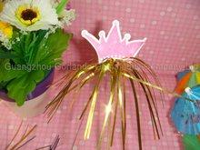 kingdom palm picks 100mm wood decorative party picks