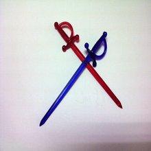 plastic decorative fruit toothpick