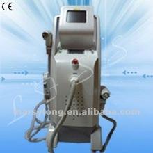 3 in 1 multifunctional beauty instrument medical laser+monopolar rf+elight black spot remover