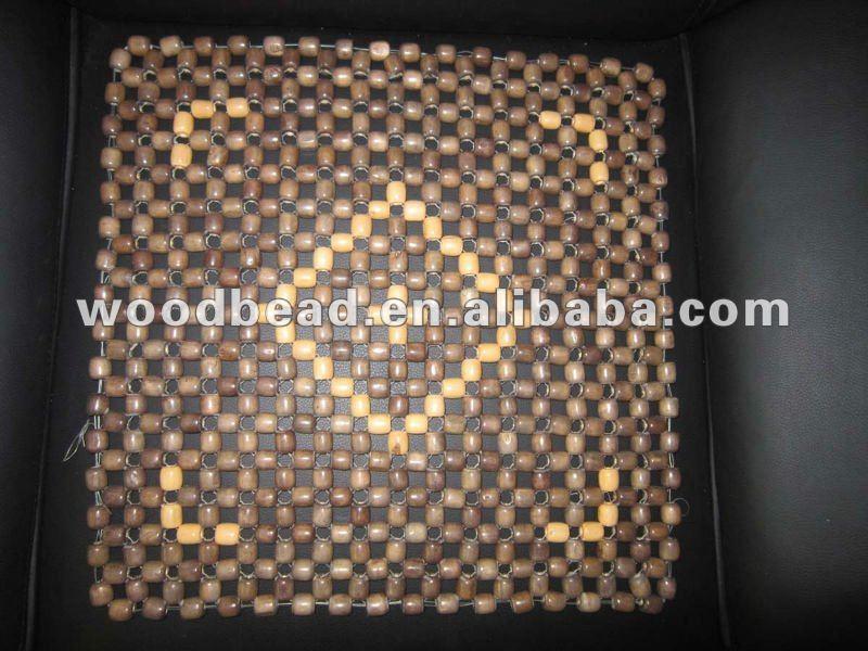деревянные carseat подушки/автомобиль аксессуар/подушки сиденья