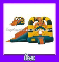 Summer Fun Play water slide moonwalks with China Cheap Price
