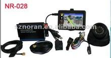 Navigation GPS tracker with camera