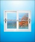 Aluminum window, aluminum thermal-break windows