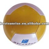 Customized Large Clear Photo Printed Football