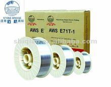 OEM service!! flux cored welding wire E71T-1, E71T-11
