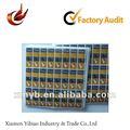 2012 auto-adesivo de venda quente impressão companhia aérea impressão de etiquetas