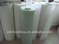 Polyester mat for SBS/APP modified bitumen waterproof
