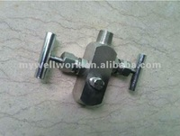 Roesmount two way valve