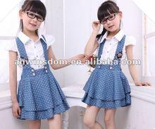 2012 the latest children's skirts