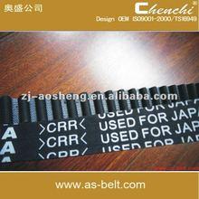 OEM toyota genuine spare part ,peueot 405,renault(700,725,750),bmw,mercedes,benz,nissan 163YU24 gates ,bando timing belt v-belt