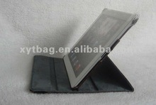 360 Degree Rotating Smart Leather Case For i-Pad